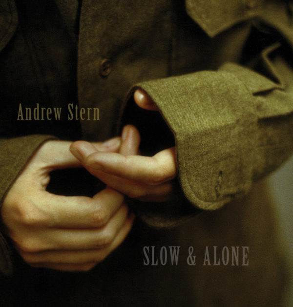 Slow and Alone Front Cover